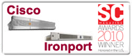 Awards 2010 Cisco Ironport